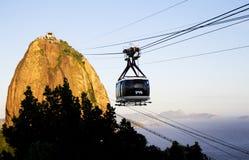 Rio de Janeiro. Sugarloaf. Royalty Free Stock Photo