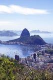 Rio de Janeiro Sugarloaf berg royaltyfri fotografi