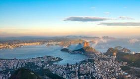 Rio de Janeiro, Sugarloaf Mountain Stock Photos