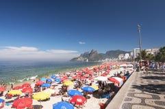 Rio de Janeiro Beaches Royalty Free Stock Image
