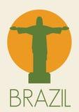 Rio de Janeiro symbol Stock Images