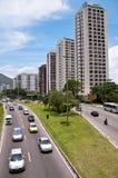 Rio de Janeiro Urban Area Royalty Free Stock Image