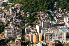 Rio de Janeiro Urban Contrast Stockfotografie