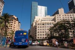 Rio de Janeiro Urban Scene Lizenzfreie Stockfotos