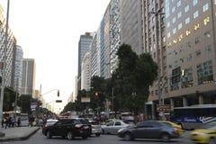 Rio de Janeiro-Verkehr Lizenzfreie Stockfotografie