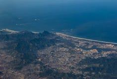 Rio de Janeiro, wonderful city. Flying by plane MORE OPTIONS IN MY PORTFOLIO stock photos