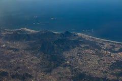Rio de Janeiro, wonderful city. Flying by plane MORE OPTIONS IN MY PORTFOLIO royalty free stock photos