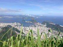 Rio de Janeiro y Sugarloaf Fotos de archivo