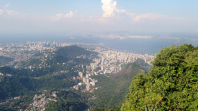 Rio- de Janeiroantenne   Lizenzfreie Stockfotos