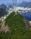 Rio de Janeiroritt arkivbilder