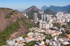Rio- de Janeirostadt stockbild