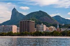Rio de Janero City Royalty Free Stock Photography