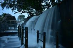 Rio de Kaveri no Dharmapuri foto de stock