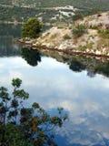 Rio de Krka Imagem de Stock