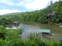 Rio de Kwai Fotografia de Stock Royalty Free