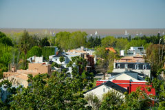 Rio de la Plata Royalty Free Stock Photography