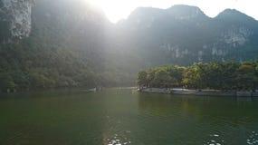 Rio de Ninh Binh Fotos de Stock