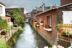 Rio de Normandy Fotos de Stock Royalty Free