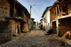 Rio de Onor Stock Image