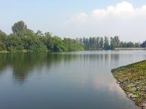 Rio de Punggol Imagens de Stock