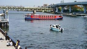 Rio de Sumida Foto de Stock