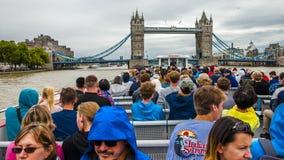 Rio de Tamisa, Londres imagens de stock