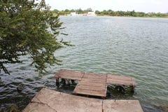 Rio de Tuxpan, México imagens de stock royalty free
