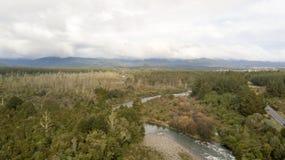 Rio de Wairapa Foto de Stock