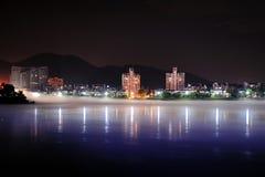 Rio de Xin'an Foto de Stock Royalty Free
