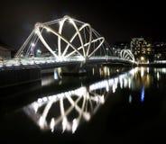 Rio de Yarra, Melbourne imagens de stock