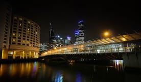 Rio de Yarra, Melbourne fotos de stock royalty free