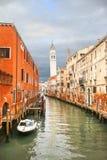 Rio dei Greci in Venice Stock Image