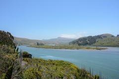Rio do russo em Califórnia, EUA imagens de stock