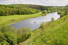 Rio do sul de Boug, Ucrânia imagem de stock
