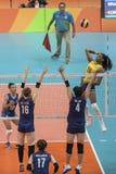 Rio 2016 dos Jogos Olímpicos Foto de Stock Royalty Free