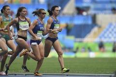 Rio 2016 dos Jogos Olímpicos Fotografia de Stock