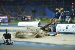 Rio 2016 dos Jogos Olímpicos Imagem de Stock Royalty Free
