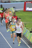 Rio 2016 dos Jogos Olímpicos Imagem de Stock