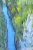Rio encaixotado imagens de stock royalty free