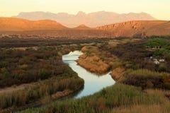 Rio Grande immagini stock libere da diritti