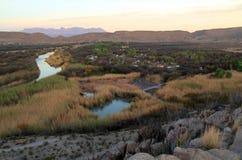 Rio Grande Arkivfoton