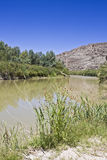 Rio Grande. Big Bend National Park Royalty Free Stock Images
