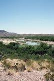 Rio Grande Foto de archivo