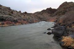 Rio Grande Fotografia Stock