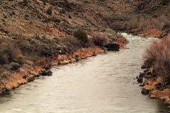 Rio Grande Fotografie Stock