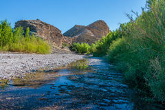 Rio Grande Creek images libres de droits