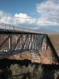 Rio Grande Gorge Bridge Royalty Free Stock Photos