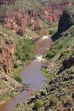 Rio Grande Gorge 2 stock image