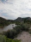 Rio Grande - New Mexico Stock Image
