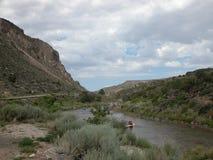 Rio Grande - New Mexico Royalty Free Stock Photography
